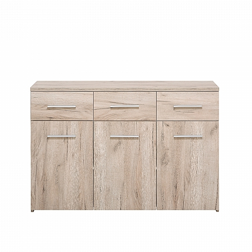 ΚΟΜΟΤΑ Elba 3K3F Grey Oak 120*40*81