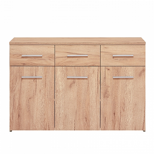 ΚΟΜΟΤΑ Elba 3K3F Gold Oak 120*40*81